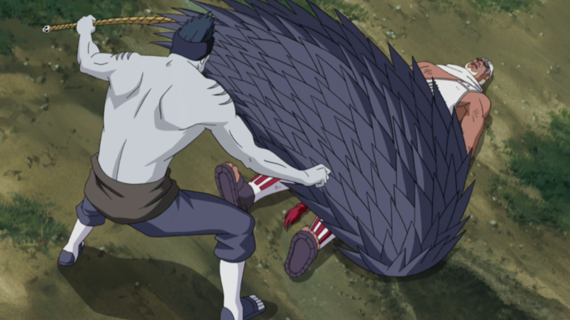 The Tailed Beast vs. The Tailless Tailed Beast | Narutopedia ...