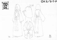 Arte Pierrot - Princesa Kaguya