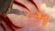 Corriente de Fuego Anime