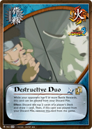 Duo Destructivo Carta