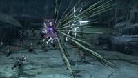 Mokuton Técnica Cortante Obito (Game)