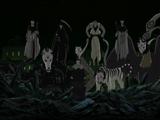 Девять Зверей в Масках