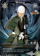 Carta Naruto Storm 3 Mifune