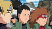 Cuarta División Anime