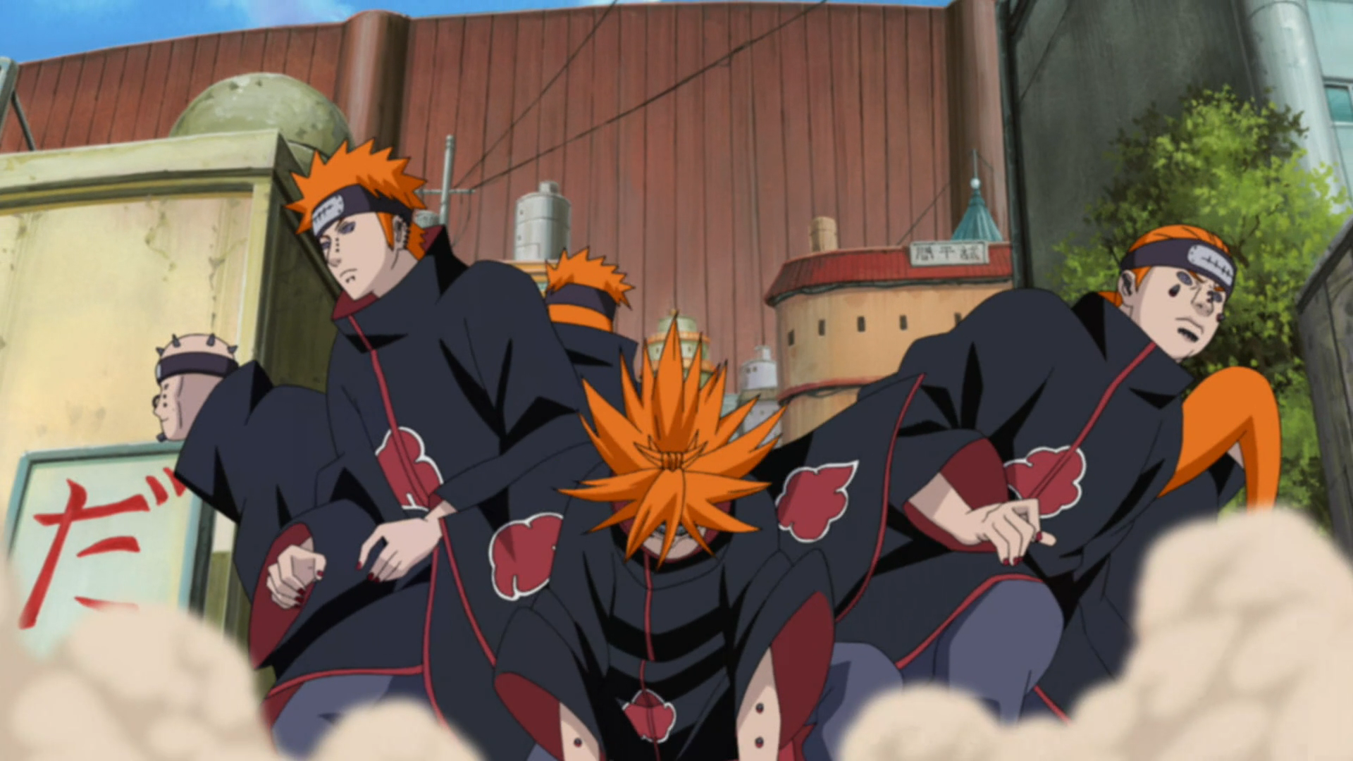 Assault On The Leaf Village Narutopedia Fandom Powered By Wikia