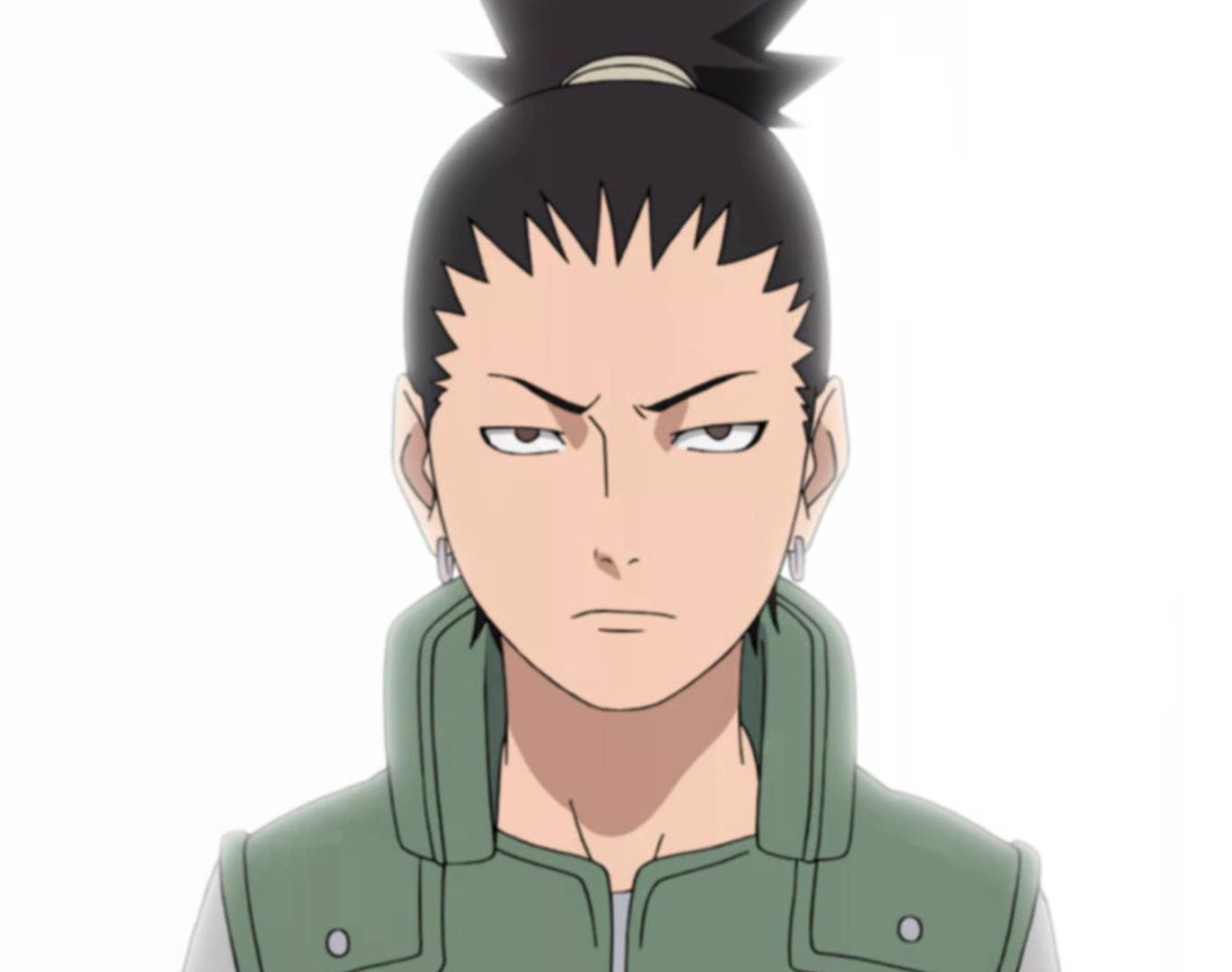 Naruto Shikamaru