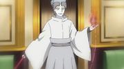 Urashiki Steals Chakra