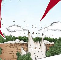 Balanço Destrutivo (Kurama - Mangá Colorido)