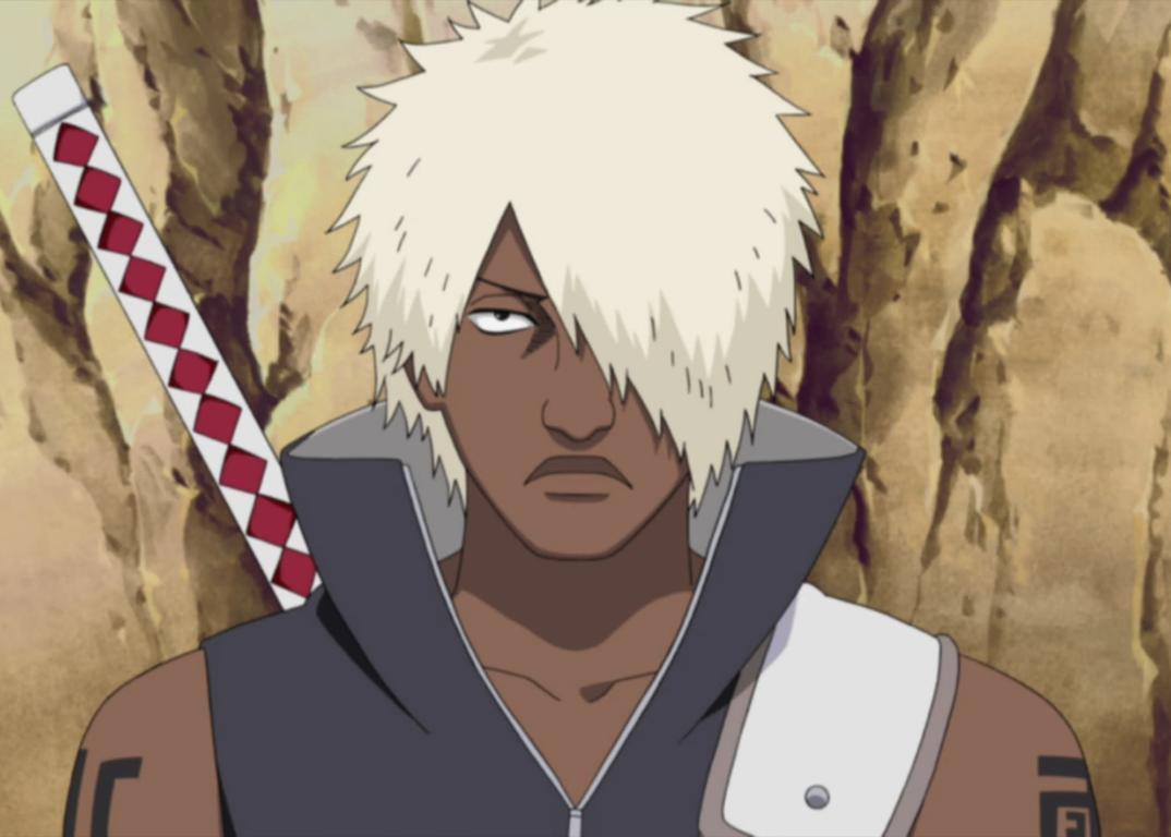 Darui Naruto Wiki Fandom Powered By Wikia