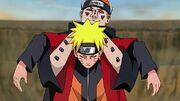 Gakidō złapał Naruto