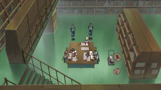 Konoha Archive Library Inside