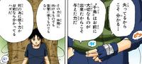 Manipulação de Fios (Kakashi - Mangá)