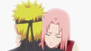 Naruto e Sakura
