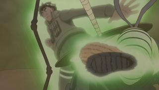 Violent Leaf Adamantine Strength Whirlwind
