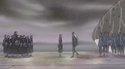 Hanzô rencontrant l'Akatsuki
