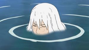 Jutsu de Hidratación Anime
