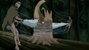 Jutsu de Marioneta Elemento Agua Danza de Lluvia Mística