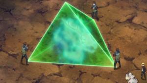 Jutsu de Sellado Sello Triangular 2