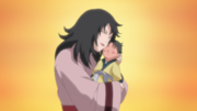 Kurenaï et son enfant