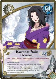 Kurenai (Kimono) WoW