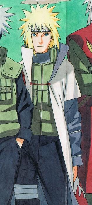 Imagen - Minato como el Cuarto Hokage.jpg | Naruto Wiki | FANDOM ...