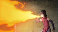 Sarada's Fire Release