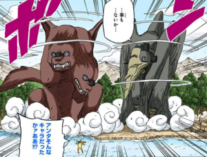 Invocación Rinnegan Manga Color