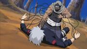 Kakuzu tenta roubar o coração de Kakashi
