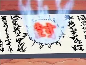Método de Sellado del Fuego Anime