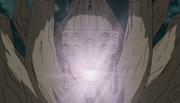 Madara prepara a Gedo para capturar a las Bestias