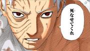 Obito listo para morir por Naruto