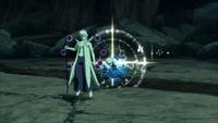 Técnica do Deus Voador do Trovão (Tobirama - Game)