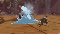 Liberação de Água Parede de Água (Game)
