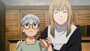 Nono et Kabuto à l'orphelinat