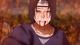 Itachi muere con una sonrisa