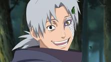 Kabuto Yakushi, un ninja renegado de Konoha por unirse a Orochimaru y ser miembro de Akatsuki