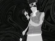 Kakashi pris dans le Genjutsu d'Itachi