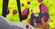 Naruto llega donde Zetsu Negro