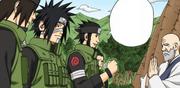 Asuma promete recuperar Chiriku