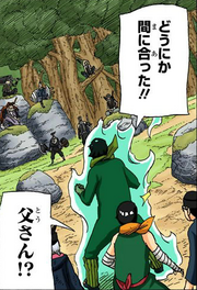 Duy se sacrifica para salvar a Guy Manga