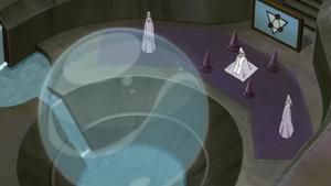 Esfera de Agua de Detección Anime
