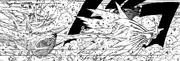 Jubi ataca Kyubi e Hachibi