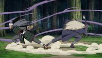 Mifune defeats Hanzo