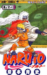 Naruto Volumen 11