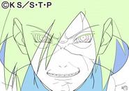 Arte Pierrot - Madara (Naruto e outros vs Obito)