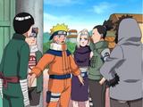 Naruto - Episódio 216: O Alvo é o Shukaku