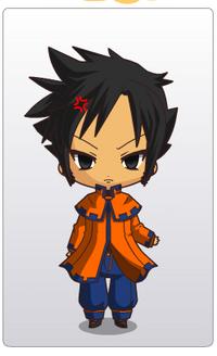 Goku Chibi (Usuário DHSC)