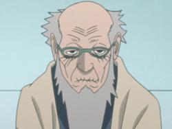 Homura elderly