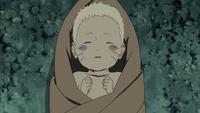 Naruto de bebé