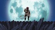 O Jinchūriki e a Lua Cheia